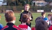 JO-11 krijgt voetbalclinic van Boudewijn Zenden