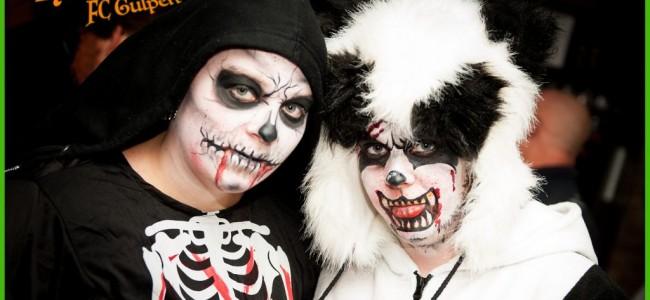 Halloweentocht FC Gulpen