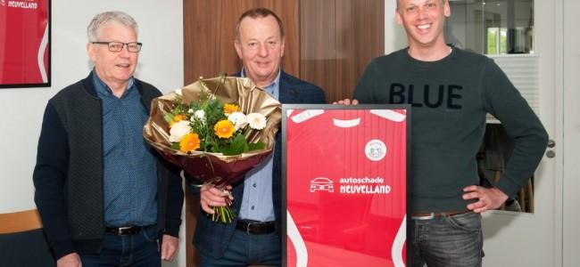 Autoschade Heuvelland tekent nieuw sponsorcontract