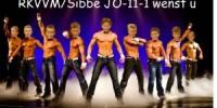 Kerstwens RKVVM/Sibbe JO11-1