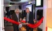 Foto's officiele opening kantine en bestuurskamer