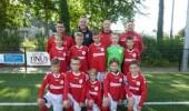 RKVVM/Sibbe JO11-1 wint topper tegen EHC/Heuts met 2-1