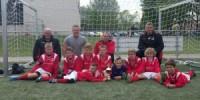 RKVVM E1 wint ook het Gulpen toernooi