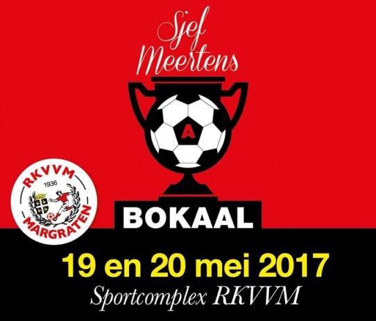 20 mei 2017: Sjef Meertens Bokaal