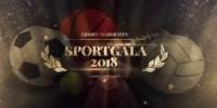 Davy Backus wint de aanmoedigingsprijs tijdens het Rabo Sportgala 2018