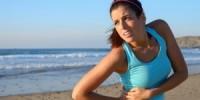 Artikel Sport en Gezondheid: Steek in de zij