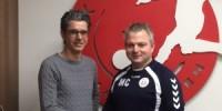 Contractverlenging hoofdtrainer Marcel Canisius