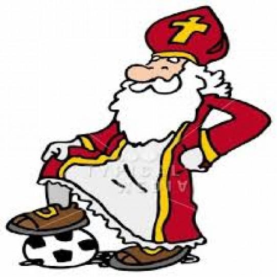 Sinterklaas op bezoek bij RKVVM