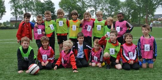 Website jeugdvoetbal